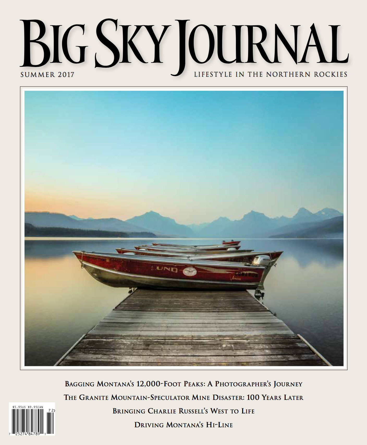 big sky journal